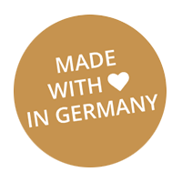 made with love in germany